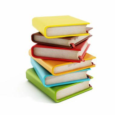 Empilement de livres