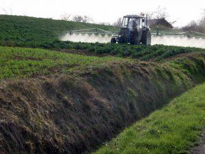 Traitement agricole